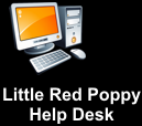 Little Red Poppy Help Desk
